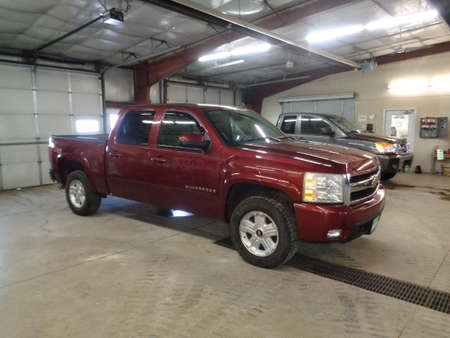 2008 Chevrolet Silverado 1500 Crew Cab LTZ 4x4 for Sale  - 438  - West Side Auto Sales