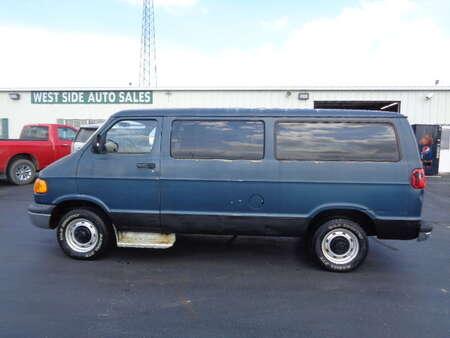 2002 Dodge Ram Van 2500 15 Passenger Van for Sale  - 534  - West Side Auto Sales