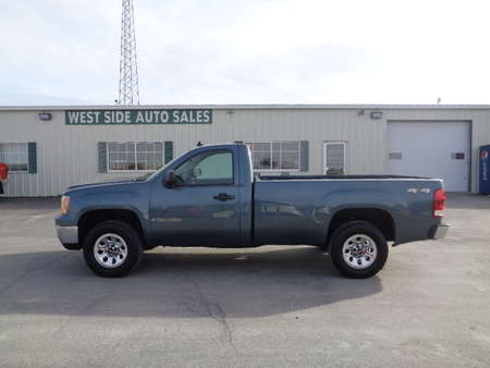 2008 GMC Sierra 1500 Regular Cab SLE 4x4 for Sale  - 410  - West Side Auto Sales