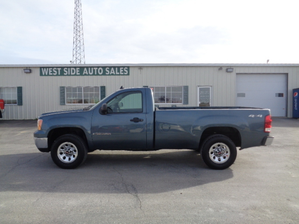 2008 GMC Sierra 1500  - West Side Auto Sales