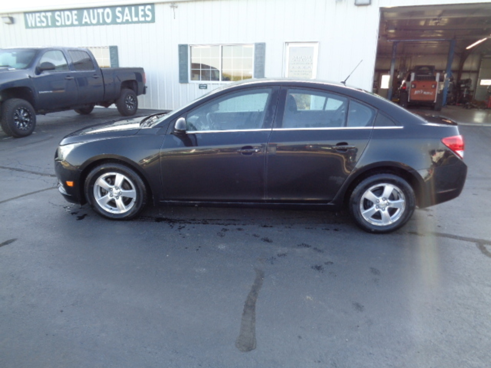 2011 Chevrolet Cruze  - West Side Auto Sales
