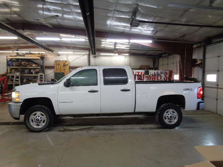 2013 Chevrolet Silverado 2500 HD Crew Cab 4x4 for Sale  - 730  - West Side Auto Sales
