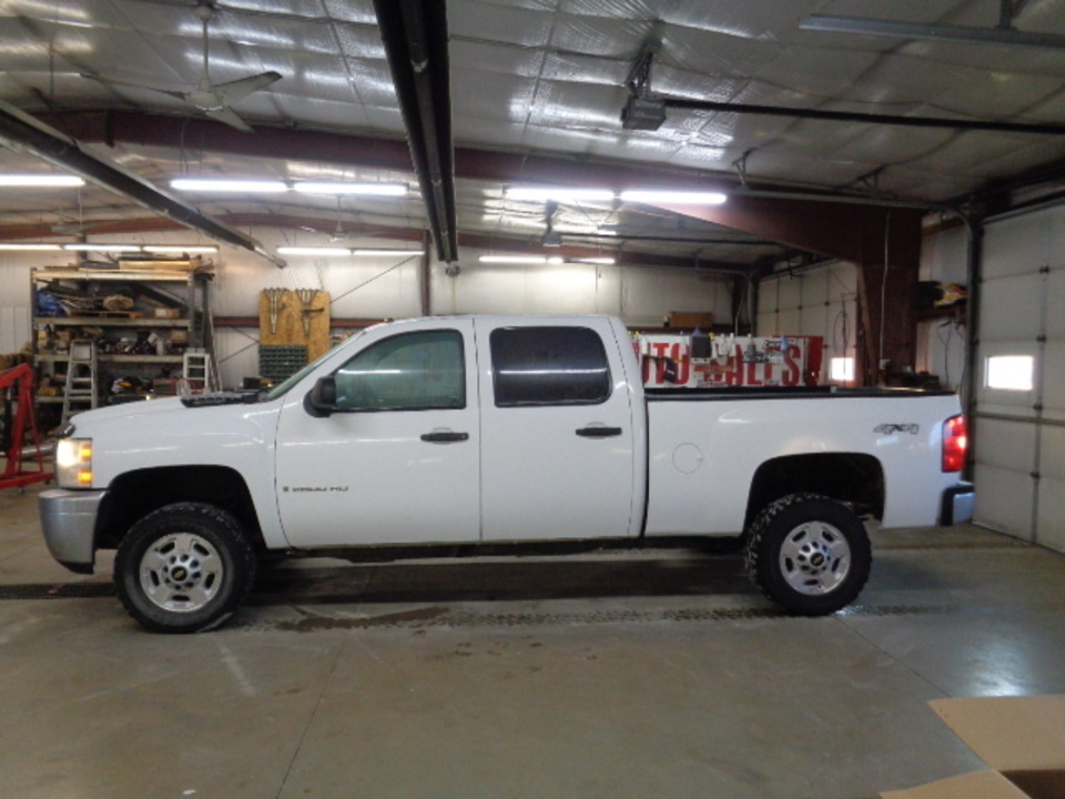 2013 Chevrolet Silverado 2500 HD  - West Side Auto Sales