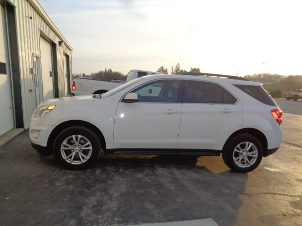 2017 Chevrolet Equinox  - West Side Auto Sales