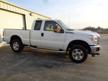 2012 Ford F-250 Supe