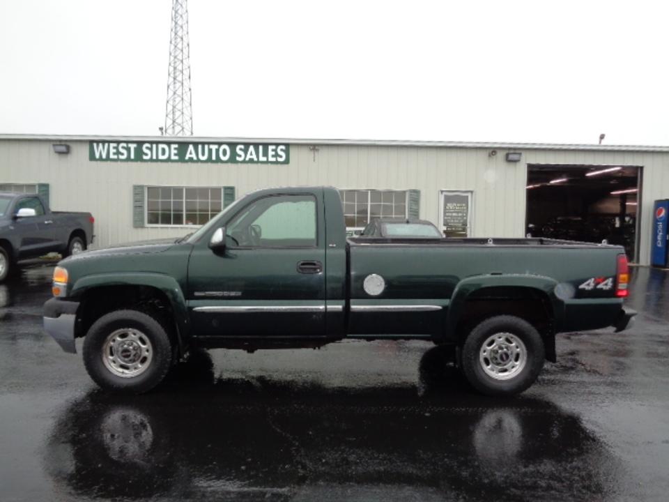 2001 GMC Sierra 2500  - West Side Auto Sales