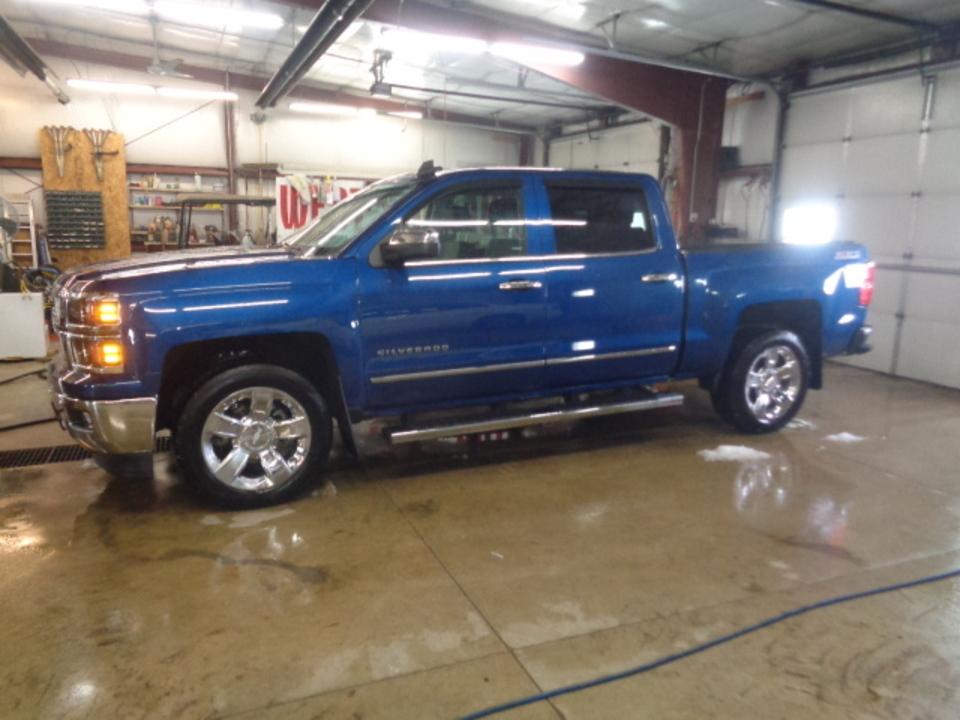2015 Chevrolet Silverado 1500  - West Side Auto Sales