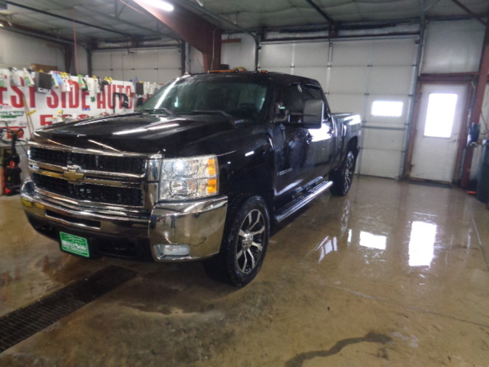 2009 Chevrolet Silverado 2500 HD  - West Side Auto Sales