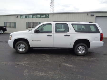2008 Chevrolet Suburban 2500 LT 4x4 for Sale  - 709  - West Side Auto Sales