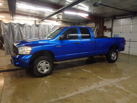 2007 Dodge Ram 3500 Crew Cab Laramie Long Box Diesel 4x4 for Sale  - 458  - West Side Auto Sales