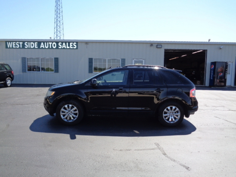 2007 Ford Edge  - West Side Auto Sales