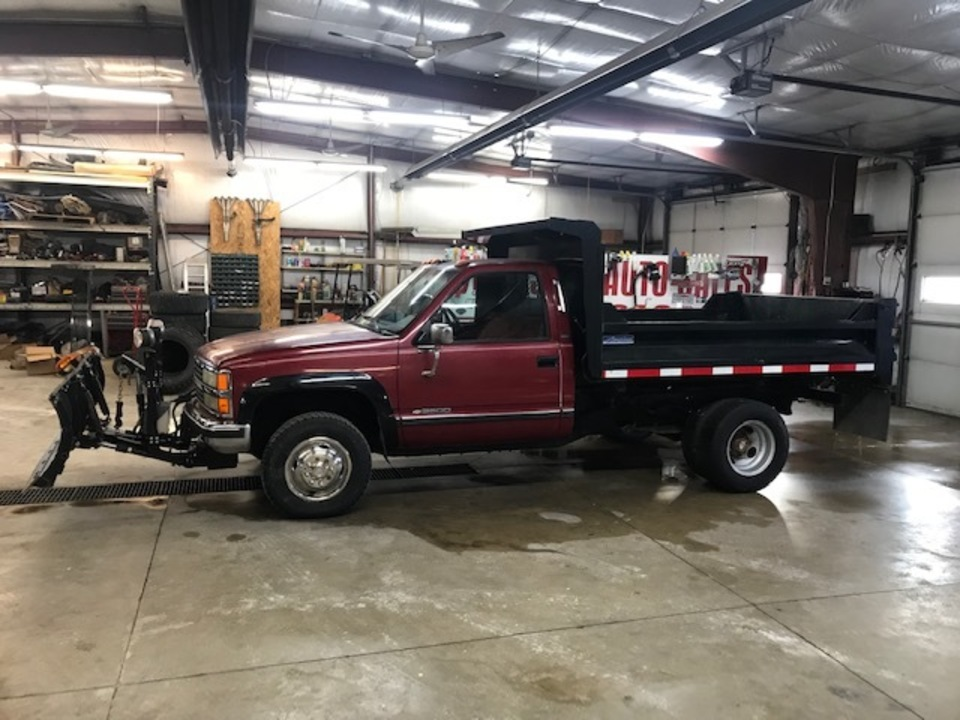 1991 Chevrolet K3500  - West Side Auto Sales