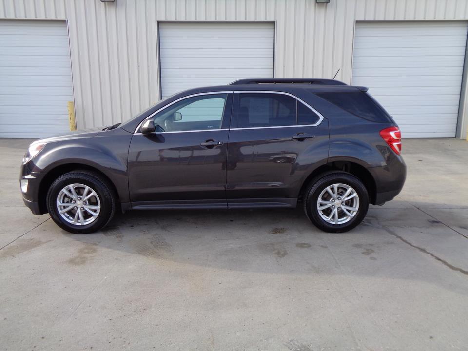 2016 Chevrolet Equinox  - Auto Drive Inc.