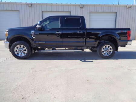 2017 Ford F-250 Crew Cab Lariat Black Leather Boss Plow Loaded for Sale  - 0900  - Auto Drive Inc.