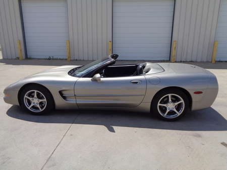 1999 Chevrolet Corvette Black soft top, Black Leather, automatic, loaded for Sale  - 0230  - Auto Drive Inc.