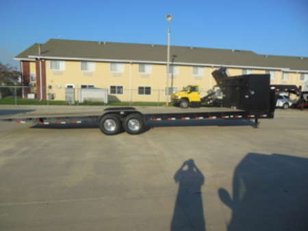 2007 H&H Trailer 36 Foot Tilt Bed Race Car or Equipment trailer for Sale  - 1551  - Auto Drive Inc.