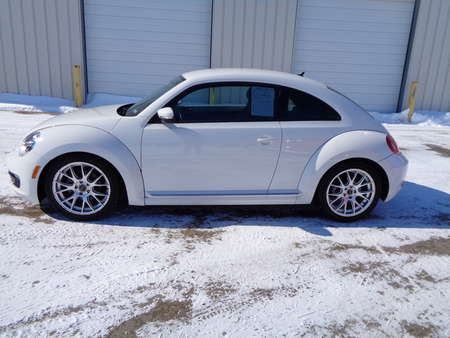 2013 Volkswagen Beetle VW Beetle 2 door coupe Automatic Leather Loaded for Sale  - 2868  - Auto Drive Inc.