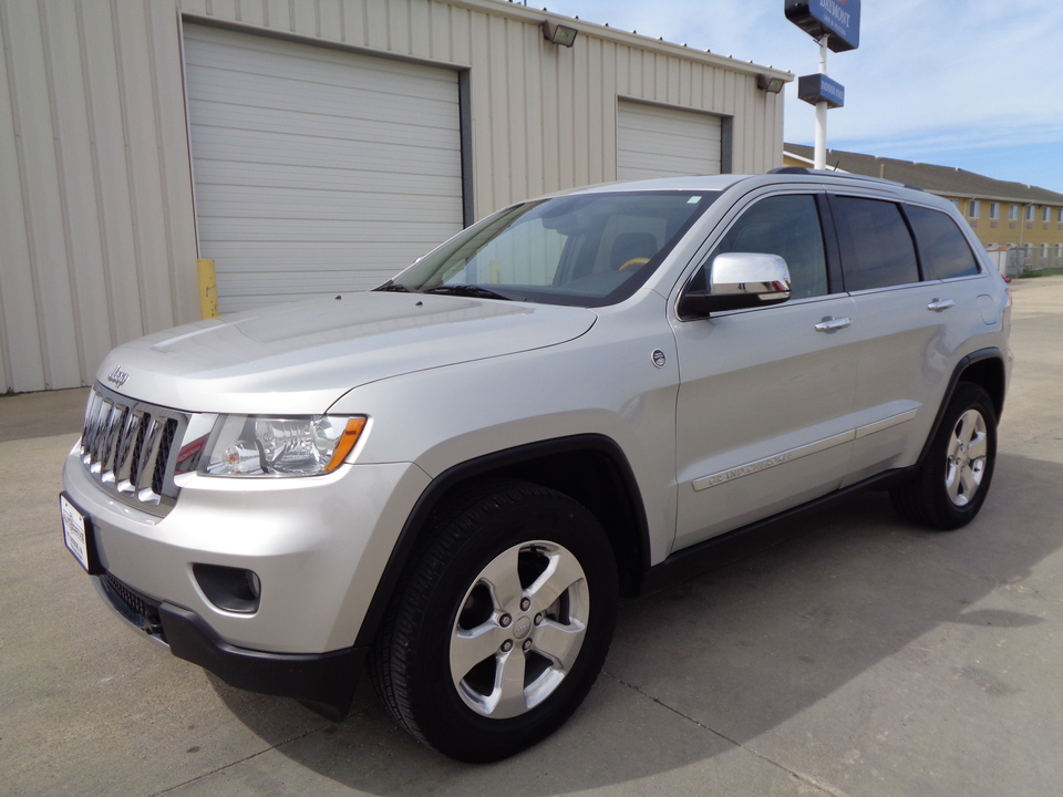 2012 Jeep Grand Cherokee  - Auto Drive Inc.