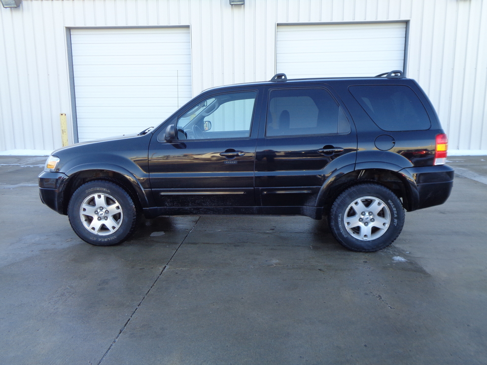 2007 Ford Escape Limited Edition model.  Fully loaded. Wholesale!  - 5754  - Auto Drive Inc.