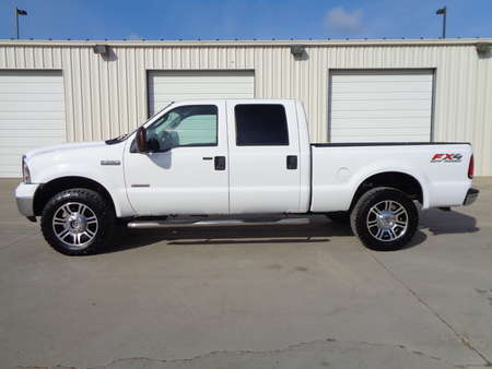2007 Ford F-250 Super Duty Diesel, Gray cloth for Sale  - 4663  - Auto Drive Inc.