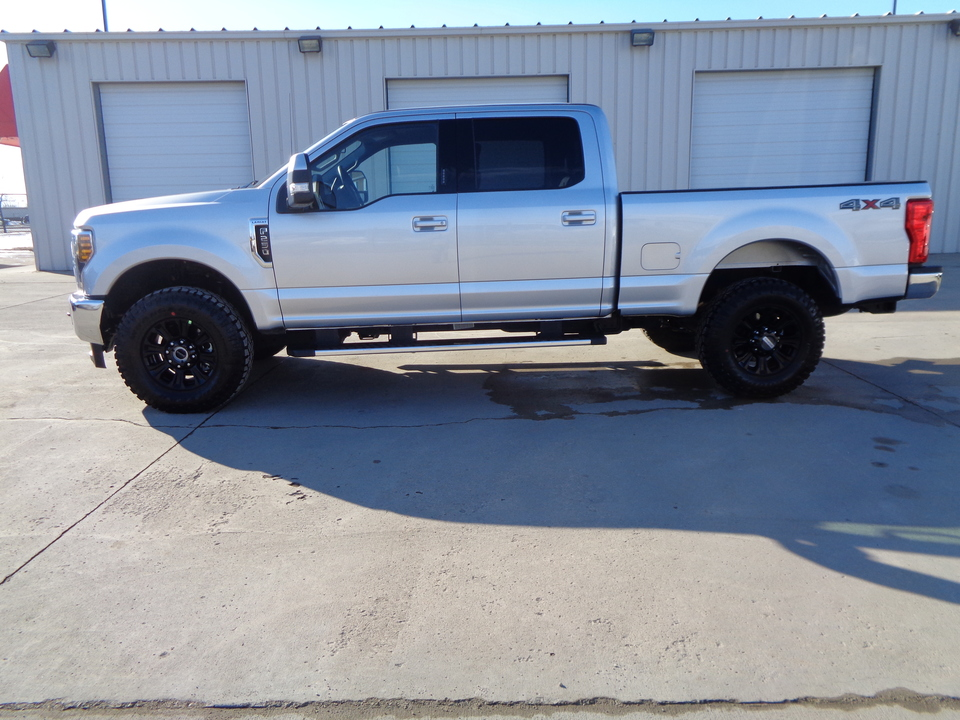 2019 Ford F-250 Lariat Package. Black Leather. Gas motor. Loaded  - 6606  - Auto Drive Inc.