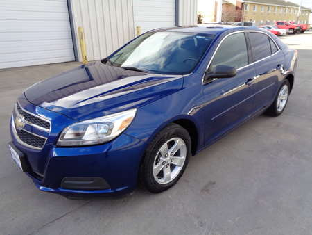 2013 Chevrolet Malibu LS 4 Door 2.5 Liter Inline 4 for Sale  - 9262  - Auto Drive Inc.