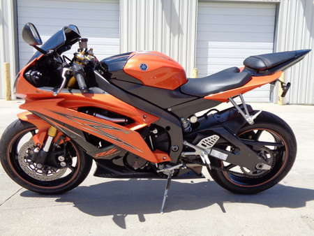 2009 Yamaha YZF-R6S Sport Bike.  600 cc. Local trade Ready to Ride. for Sale  - 1631  - Auto Drive Inc.
