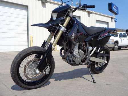 2008 Suzuki DR-Z 400SM Full Exhaust. 39 mm Keihin Flatside Carb. Extras! for Sale  - 1710  - Auto Drive Inc.