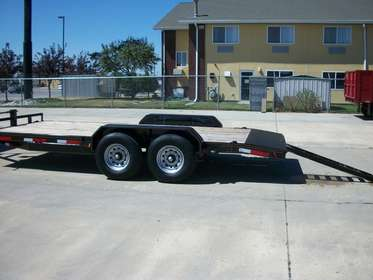 2010 Maxey Channel Carhauler