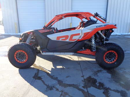 2021 Can-Am Maverick Maverick XRC Turbo RR X3 Turbo 72 for Sale  - 0340  - Auto Drive Inc.