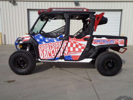 2021 Can-Am Defender Max XMR DH10 Defender Max XMR Edition.  Over $25,000 in Extras! for Sale  - 0025  - Auto Drive Inc.