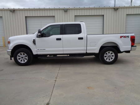 2020 Ford F-250 Super Duty Crew Cab Fx4 6.7 Diesel XLT 1 Owner for Sale  - 3462  - Auto Drive Inc.