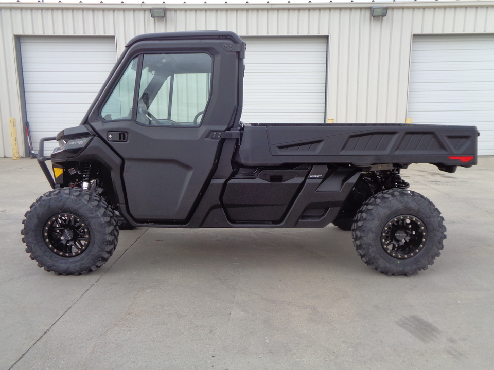 2020 Can-Am Defender Pro XT HD10 Glass Windshield Roof Doors Power windows Stereo  - 0973  - Auto Drive Inc.