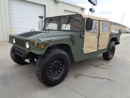 1985 AM General Hummer H1 Humvee for Sale  - 0273  - Auto Drive Inc.