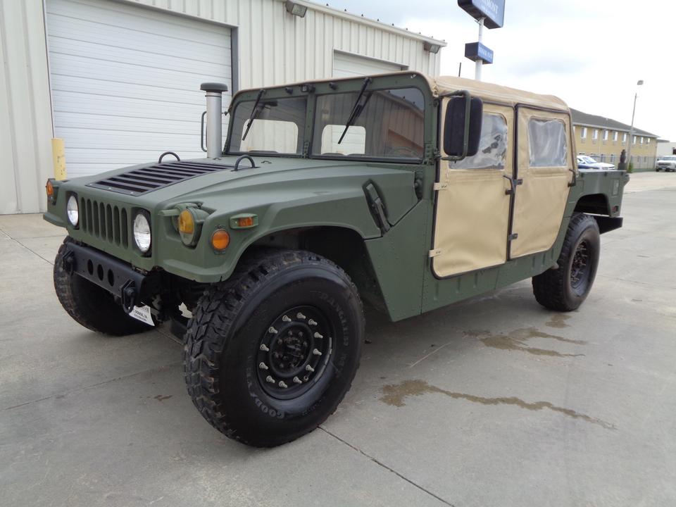 1985 AM General Hummer  - Auto Drive Inc.
