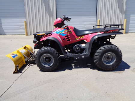 1999 Polaris Sportsman Automatic.  4x4. Snow Plow. Two Owner Unit! for Sale  - 7518  - Auto Drive Inc.