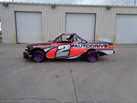 2014 Chevrolet C1500 DTRA Dirt Truck Racing Association for Sale  - #2  - Auto Drive Inc.