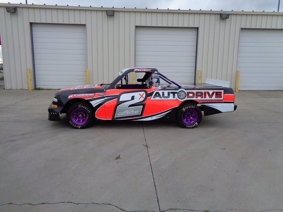 2014 Chevrolet C1500 DTRA Dirt Truck Racing Association  - #2  - Auto Drive Inc.