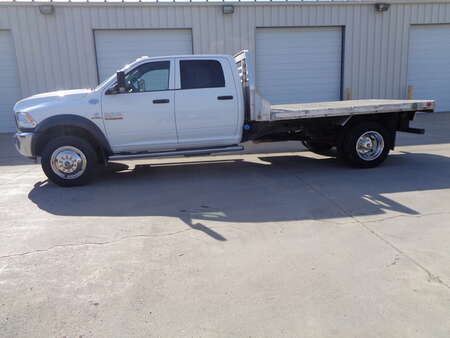 2016 Ram 5500 Aluminum Flatbed 5th Wheel New 19.5 tires for Sale  - 1561  - Auto Drive Inc.