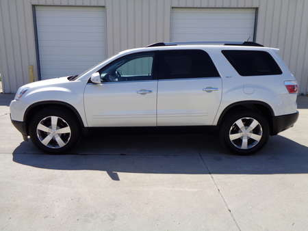 2011 GMC Acadia Leather.  Loaded. Two owner unit. for Sale  - 4392  - Auto Drive Inc.