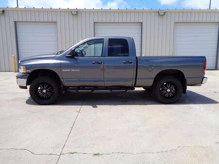 2004 Dodge RAM 1500 QUAD Laramie Leather. Custom Tires and Wheels. for Sale  - 4659  - Auto Drive Inc.