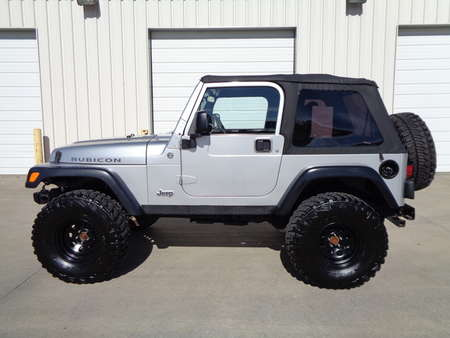 2006 Jeep Wrangler Rubicon Off Road Package.   Lift Kit.  35 for Sale  - 7822  - Auto Drive Inc.