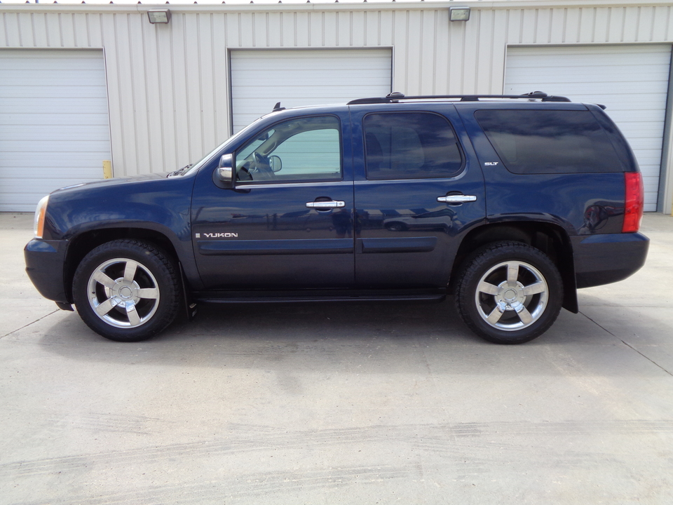 2007 GMC Yukon SLT, Leather, Power Everything.  - 2231  - Auto Drive Inc.