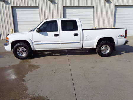 2004 GMC Sierra 2500 Crew Cab, 4x4, Tan leather for Sale  - 4876  - Auto Drive Inc.