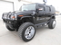 2004 Hummer H2 Gloss Black Hummer.  Moonroof.  Lifted 40's  - 3333  - Auto Drive Inc.