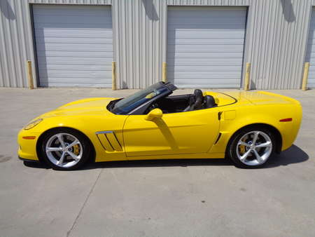 2012 Chevrolet Corvette Grand Sport, Convertible Black Leather for Sale  - 9815  - Auto Drive Inc.