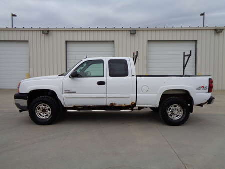 2004 Chevrolet Silverado 2500 LT leather package. for Sale  - 5998  - Auto Drive Inc.