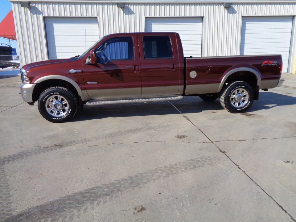 2005 Ford F-350 King Ranch Diesel 6.0 Loaded Rust Free Long Box  - 2022  - Auto Drive Inc.