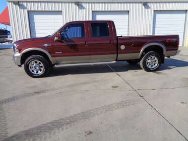 2005 Ford F-350 King