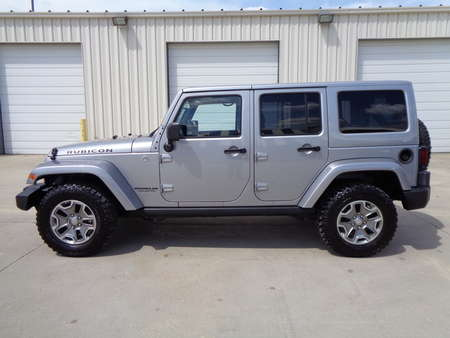 2013 Jeep Wrangler Unlimited Rubicon Leather Navigation Loaded One Owner for Sale  - 5762  - Auto Drive Inc.